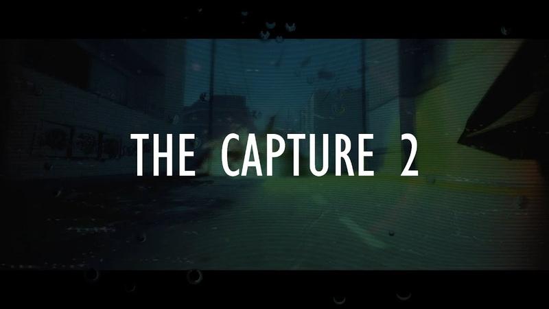 GARRY'S MOD СЕРИАЛ THE CAPTURE 2 ЧАСТЬ 4