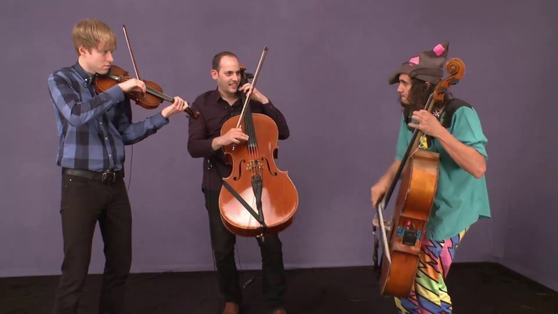 Mike Block with Rushad Eggleston Jeremy Kittel: Minor Swing