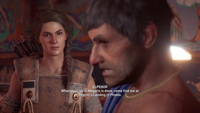 Assassins Creed Odyssey - Funny Glitch