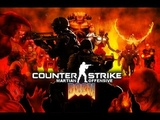 Counter-Strike DOOM: Martian Offensive (PC) - Doom mod gameplay + download link