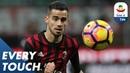 Suso v Chievo Every Touch Serie A