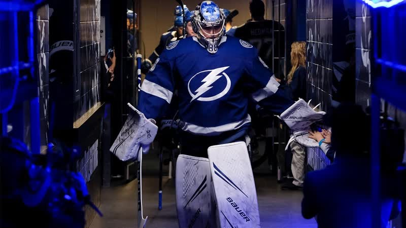 Andrei Vasilevskiy returns from injury with unforgettable 48 save performance