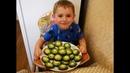 Этим ПЕЧЕНЬЕМ удивите ВСЕХ печенье КИВИ дети в восторге