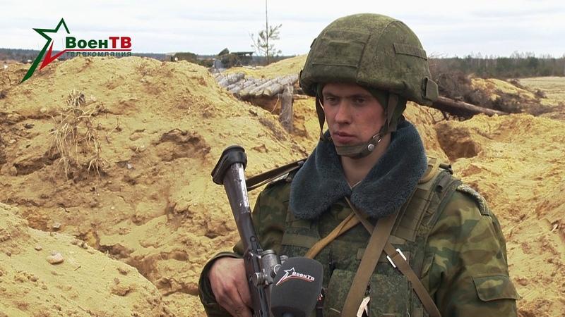 Военное обозрение 09 04 2019 Учение механизированного батальона