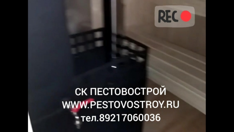 Видео баня под ключ