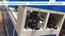 Double Tube Punch Through CNC Fully Automatic Tube Punching Machine