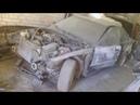 Отдал брату УШАТАННЫЙ BMW E36 а тот его со стипендии восстановил