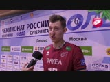 Дмитрий Волков прокомментировал победу над московским