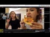 [Реакции Братишкина] Братишкин смотрит: Топ Моменты с Twitch   Голая Алиса на Pixel Battle 2018 ФИНАЛ!!