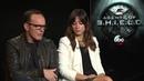 Marvel's Agents of S.H.I.E.L.D. - Clark Gregg & Chloe Bennet on Season 2