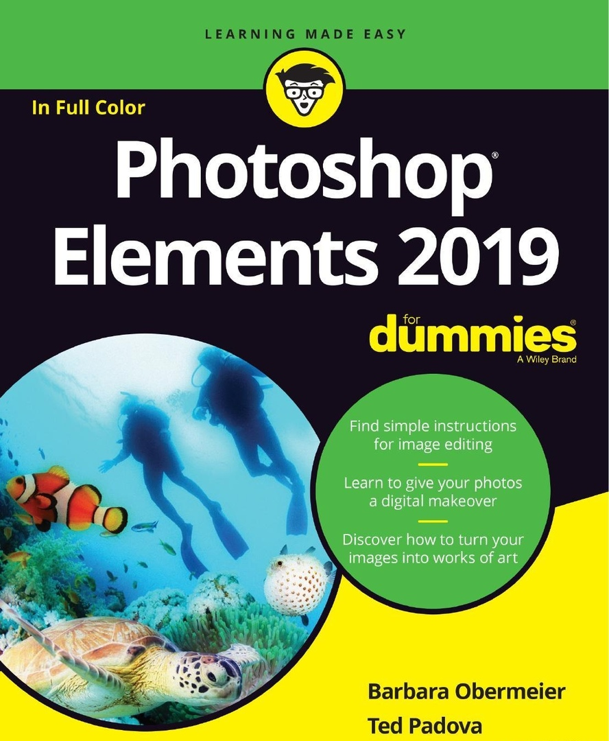 Photoshop Elements 2019 Dummies
