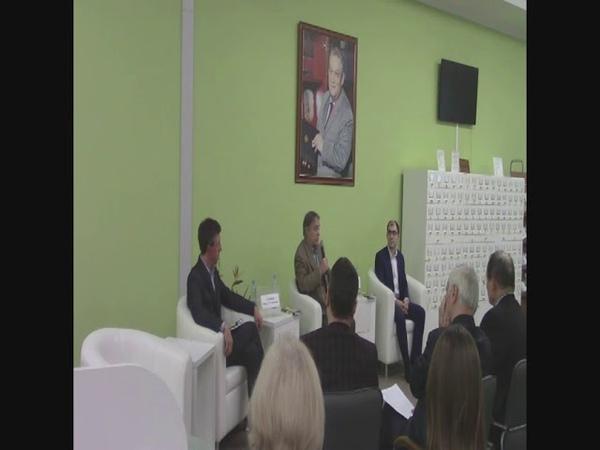 Цикл встреч Профессия Юрист встреча с профессором И А Исаевым в ЭЧЗ МГЮА 20 02 2019
