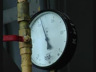 В городе Комсомольское жители пользуются горячей водой из батарей, нанося ущерб коммунальному предприятию