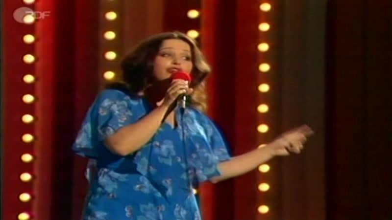Tina Charles Dance Little Lady Dance Live ZDF KultNacht 1976