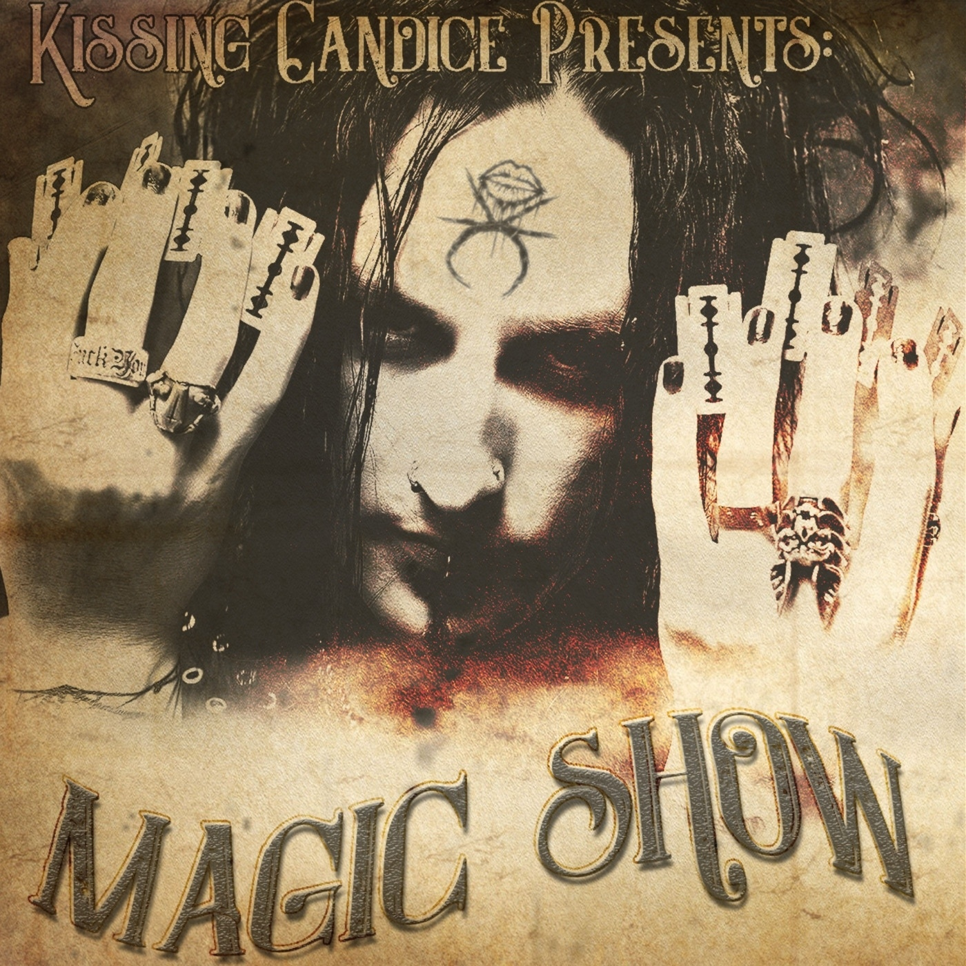 Kissing Candice - Magic Show [Single] (2019)