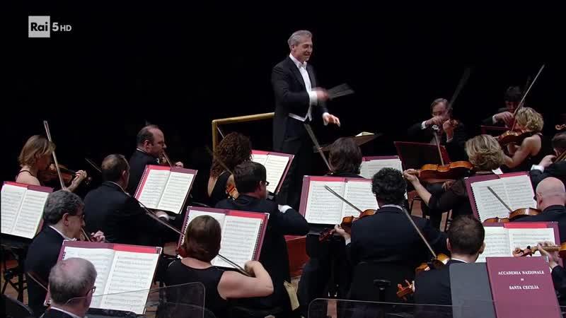 Nicola Luisotti y Accademia Nazionale di Santa Cecilia: Beethoven, Mozart, Prokofiev-20.04.2018