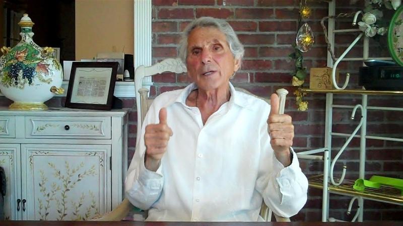 Доктор Фред Биши, веган-сыроед более 50 лет!