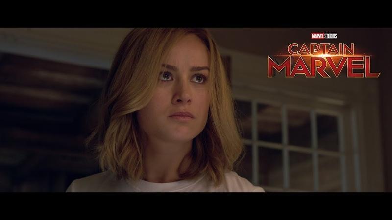 "Marvel Studios' Captain Marvel Trust"" TV Spot"
