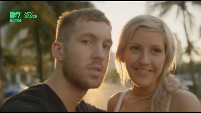 Calvin Harris feat Ellie Goulding I Need Your Love MTV Music Polska MTV Dance