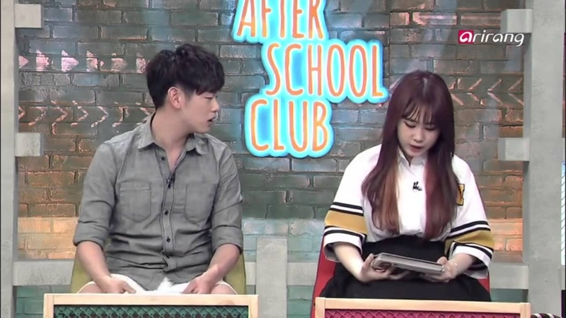 After School Club Episode 158 BTS - ter School Club