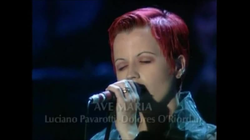 Luciano Pavarotti Feat. Dolores ORiordan (The Cranberries) - Ave Maria (For The