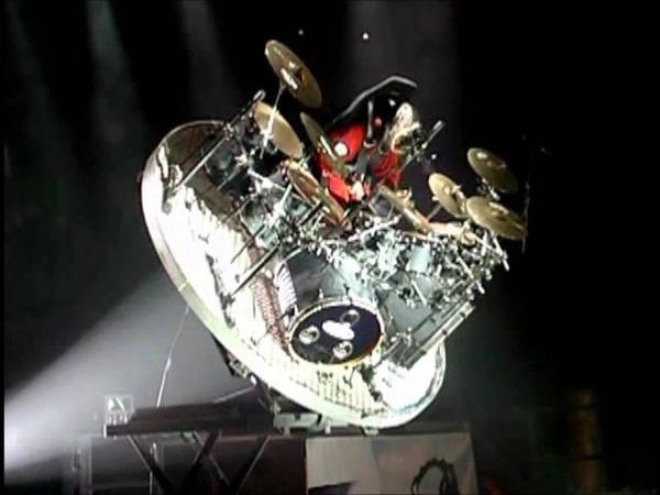 Joey Jordison (Slipknot) drum solo