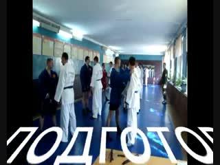 ЦПП при УВД по г.Курску 41 взвод 2010г