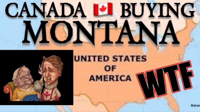 GEORGE SOROS TRUDEAU TO INJECT 1 MILLION IMMIGRANTS BY BUYING MONTANA