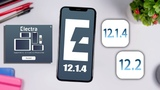 Electra RC3 Jailbreak iOS 12.1.4 - 12.2 Updated, Cydia Substrate Fixed
