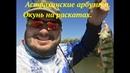 Астраханские арбузики Окунь на раскатах