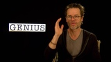 Guy Pearce Interview for the movie GENIUS + ALIEN COVENANT + Lockout + Iron Man 3