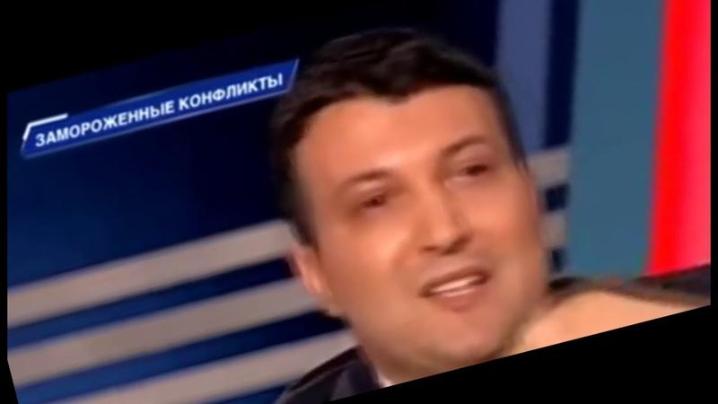Почему не допускают азербайджанцев на рос передачи где обсуждают Карабахскую войну