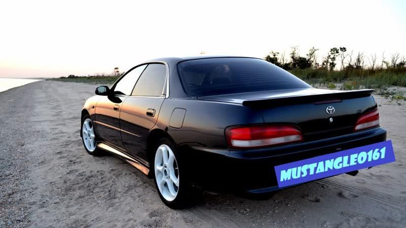 MustangLeo161 Toyota Exiv. Побеждена Видео-2