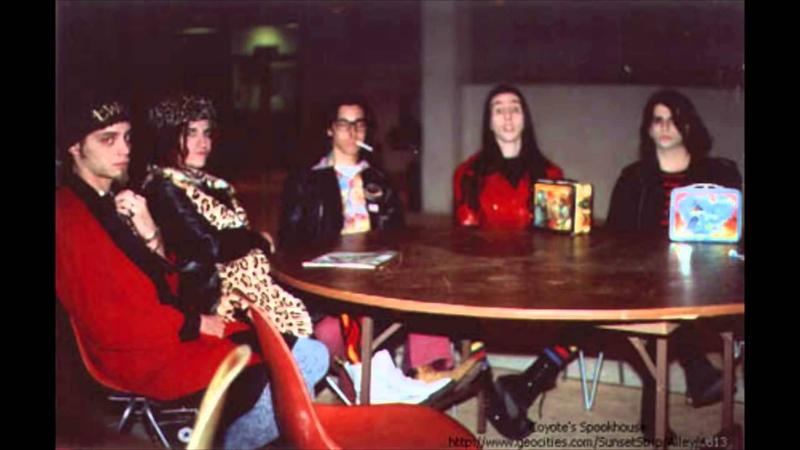 Marilyn Manson the Spooky Kids: No Class / Styrofoam Raps All Fall Down (1990)