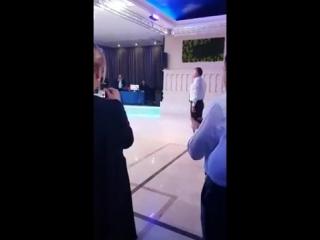Министр МВД по РСО-А Михаил Скоков танцует Хонга