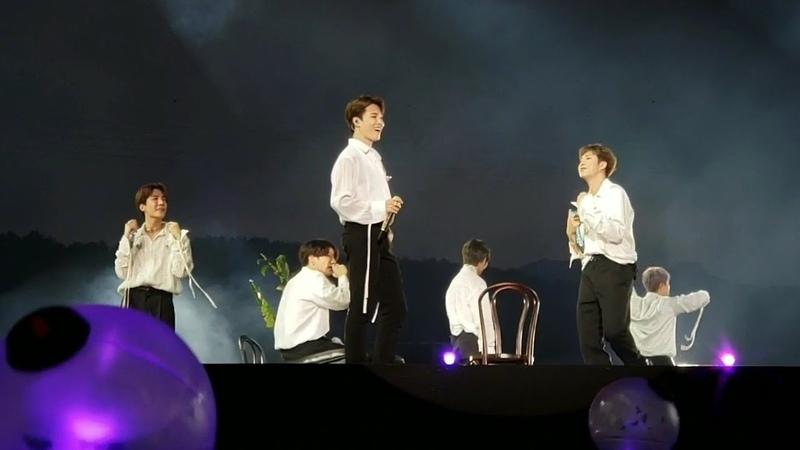 190615 BTS Tea Party DJ Yoongi @ 방탄소년단 5th Muster Fanmeeting Magic Shop Busan 매직샵 부산 Concert