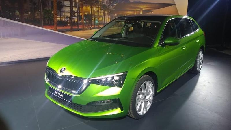 Skoda Scala Hatchback Unveiled: Walkaround | ZigWheels.com