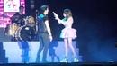 Violetta en vivo Seguito cancion Yo Soy Asi Concierto Barcellona HD