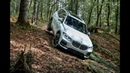 Can the new BMW X5 handle an off road course