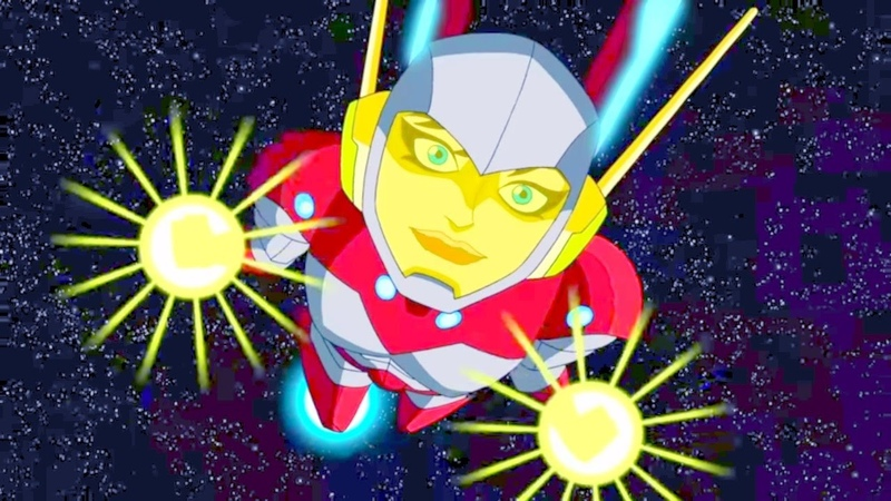 Мстители Величайшие герои Земли Все серии подряд сборник мультфильма Marvel Сезон 1 серии 17 20