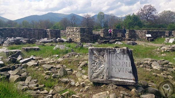 Удивительные руины Сармизегетузы (Румыния)