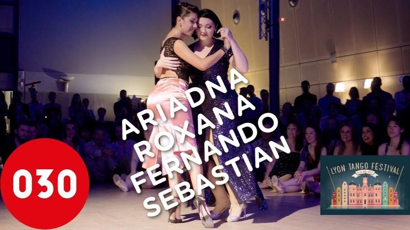 Ariadna, Roxana, Fernando and Sebastian – Arrabalera