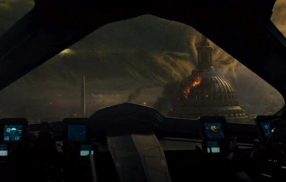 Видео к фильму «Годзилла 2: Король монстров» (2019): Трейлер №2 (дублированный)