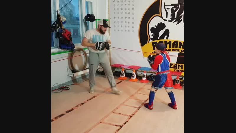 Family Boxing