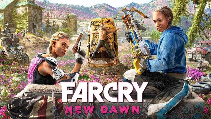 Far Cry: New Dawn (1 Серия)