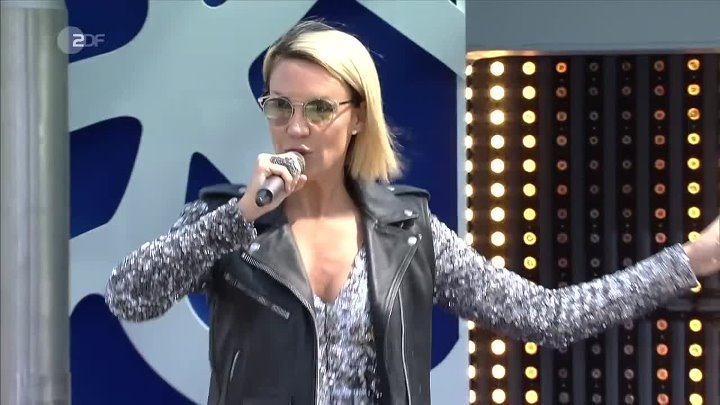 Kate Ryan - Ella Elle L'a (ZDF-Fernsehgarten 14.05.2017)