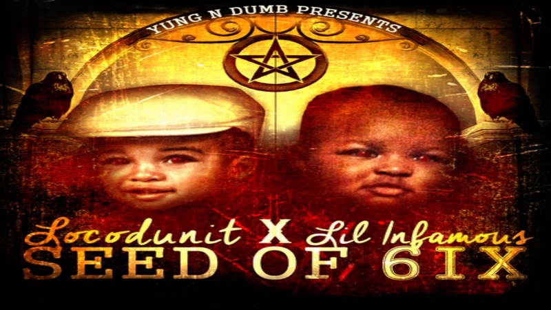 Seed Of 6ix - Go To War prod by Carter Da Harder