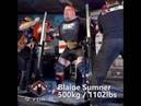 Blaine Sumner 500kg 1102lbs Squat @ IPF World Record