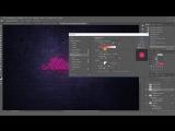 [Alex Proz] Как сделать неоновый текст в Photoshop. Neon Text Effect Photoshop
