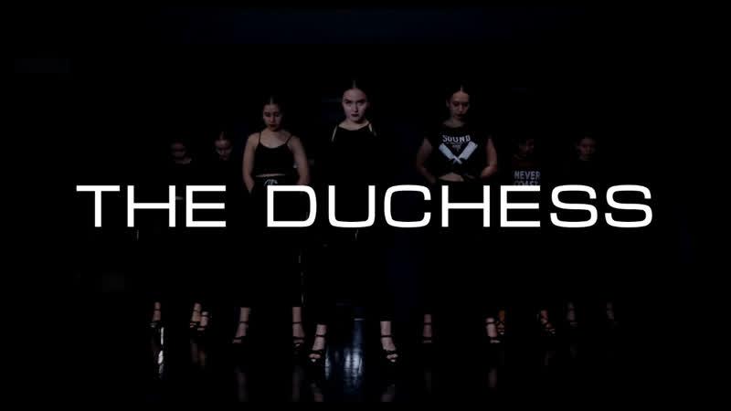 The Duchess | Diana Kazakova | Frame Up Strip | MORGENSHTERN - Вот так | The Duchess Beauty Dance
